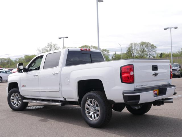 2018 Silverado 3500 Crew Cab 4x4, Pickup #T25015 - photo 2
