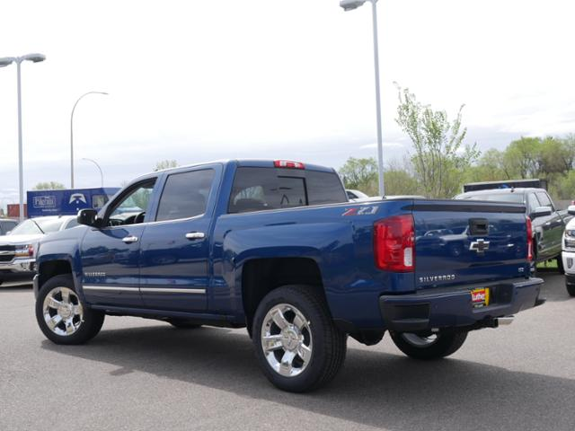 2018 Silverado 1500 Crew Cab 4x4, Pickup #T25041 - photo 2