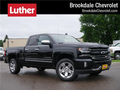 2018 Silverado 1500 Double Cab 4x4,  Pickup #T25074 - photo 1