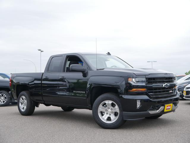 2018 Silverado 1500 Double Cab 4x4, Pickup #T25076 - photo 1