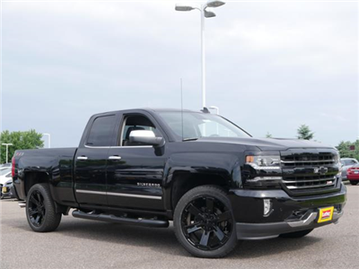 2018 Silverado 1500 Double Cab 4x4,  Pickup #T25091 - photo 1