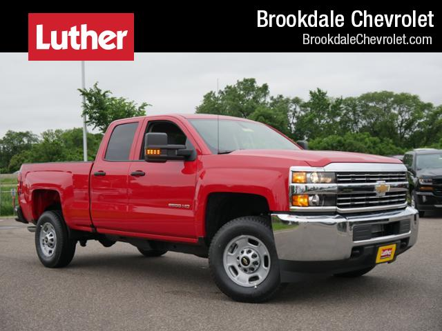 2018 Silverado 2500 Double Cab 4x4,  Pickup #T25119 - photo 1