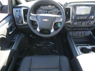 2018 Silverado 1500 Crew Cab 4x4,  Pickup #T25150 - photo 5