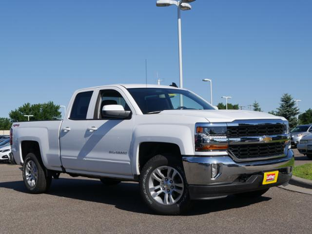 2018 Silverado 1500 Double Cab 4x4,  Pickup #T25215 - photo 1