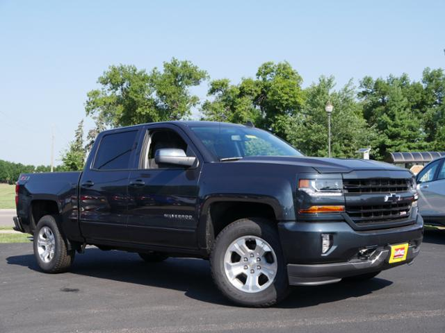 2018 Silverado 1500 Crew Cab 4x4,  Pickup #T25228 - photo 1