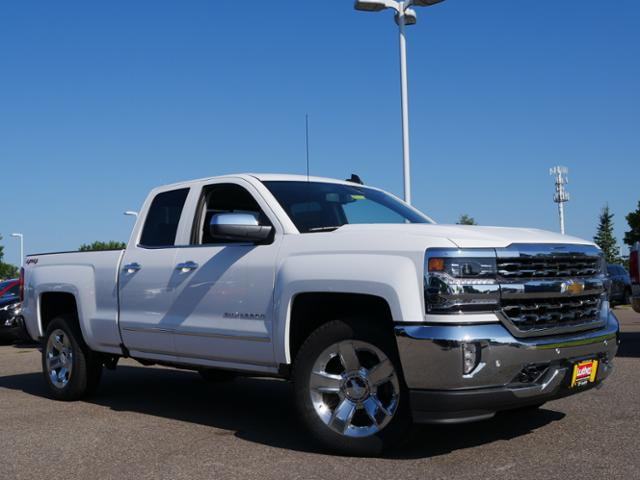 2018 Silverado 1500 Double Cab 4x4,  Pickup #T25261 - photo 1