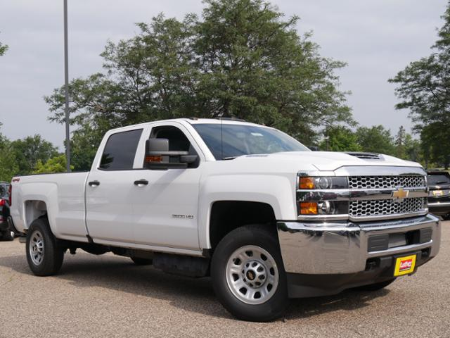 2019 Silverado 3500 Crew Cab 4x4,  Pickup #T25265 - photo 1