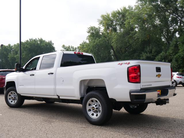2019 Silverado 3500 Crew Cab 4x4,  Pickup #T25265 - photo 2