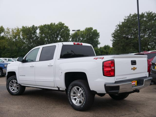2018 Silverado 1500 Crew Cab 4x4,  Pickup #T25270 - photo 2