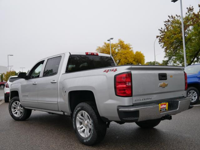 2018 Silverado 1500 Crew Cab 4x4,  Pickup #T25279 - photo 2