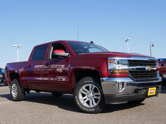 2018 Silverado 1500 Crew Cab 4x4,  Pickup #T25286 - photo 1