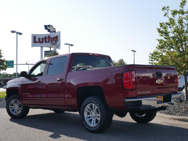 2018 Silverado 1500 Crew Cab 4x4,  Pickup #T25286 - photo 2