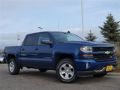 2018 Silverado 1500 Crew Cab 4x4,  Pickup #T25513 - photo 1