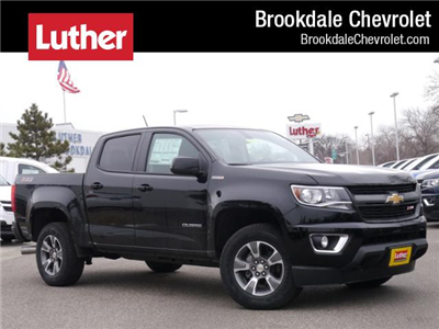 2018 Colorado Crew Cab 4x4,  Pickup #T40370 - photo 1