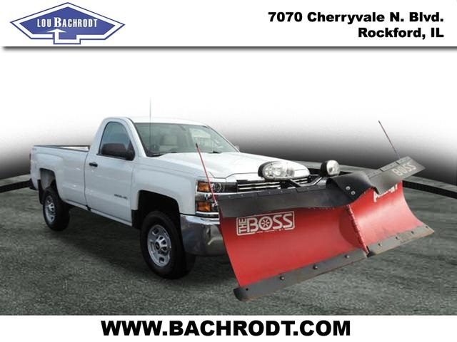 2016 Silverado 2500 Regular Cab 4x4, Pickup #16102 - photo 3