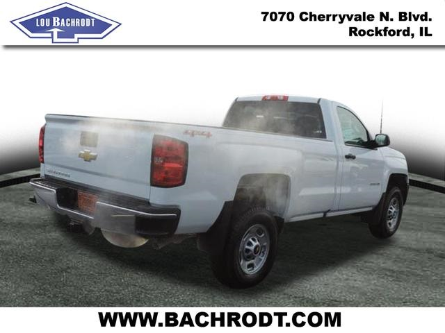 2016 Silverado 2500 Regular Cab 4x4, Pickup #16102 - photo 4