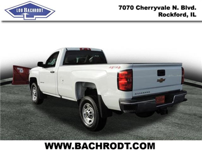 2016 Silverado 2500 Regular Cab 4x4, Pickup #16102 - photo 2