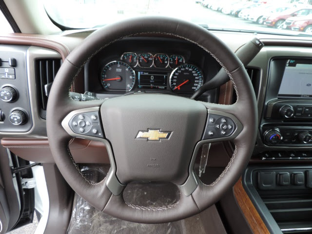 2016 Silverado 1500 Crew Cab 4x4, Pickup #16204 - photo 13