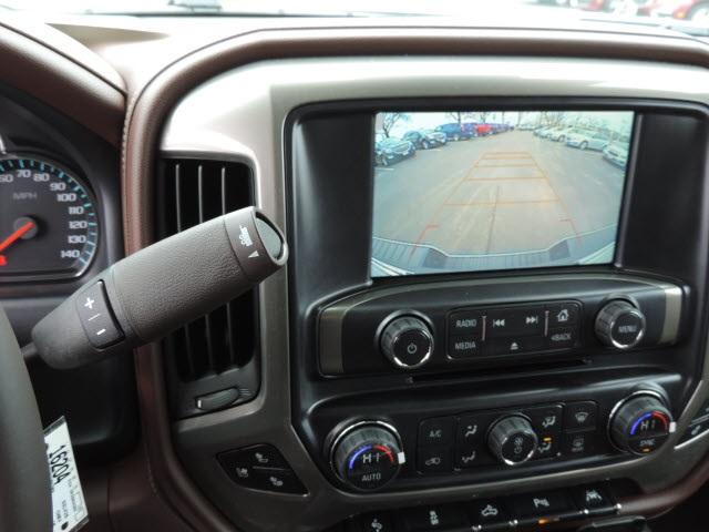 2016 Silverado 1500 Crew Cab 4x4, Pickup #16204 - photo 18