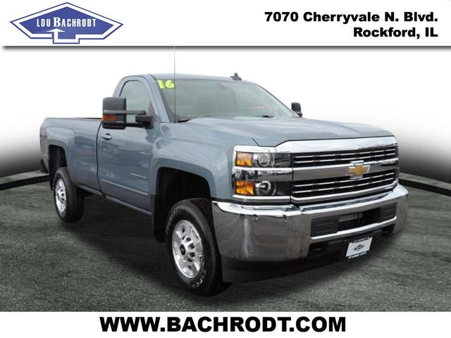 2016 Silverado 2500 Regular Cab 4x4, Pickup #16209 - photo 3