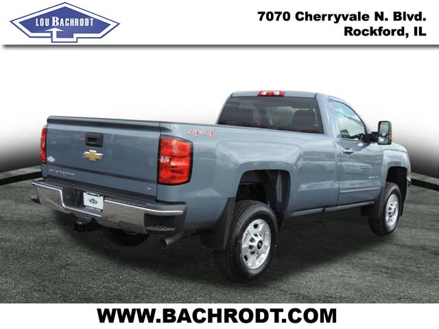 2016 Silverado 2500 Regular Cab 4x4, Pickup #16209 - photo 4