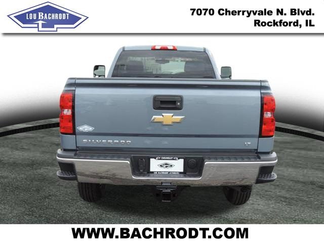 2016 Silverado 2500 Regular Cab 4x4, Pickup #16209 - photo 5