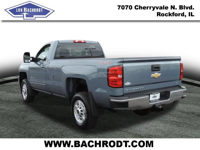 2016 Silverado 2500 Regular Cab 4x4, Pickup #16209 - photo 2