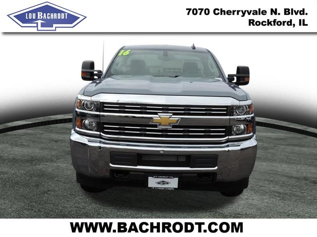 2016 Silverado 2500 Regular Cab 4x4, Pickup #16209 - photo 6
