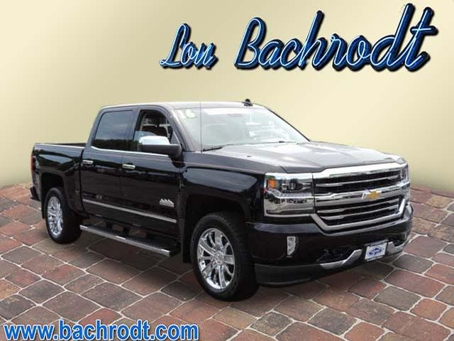 2016 Silverado 1500 Crew Cab 4x4, Pickup #16280 - photo 3