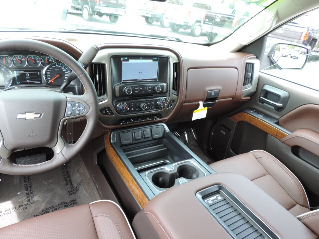 2016 Silverado 1500 Crew Cab 4x4, Pickup #16280 - photo 11