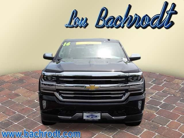 2016 Silverado 1500 Crew Cab 4x4, Pickup #16280 - photo 6