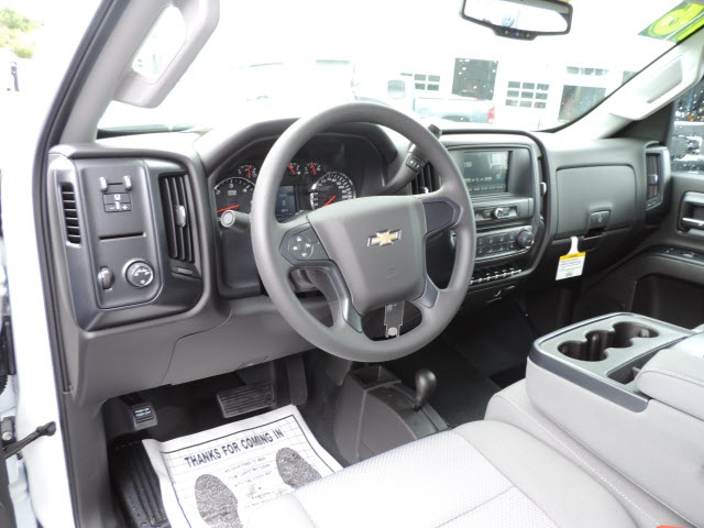 2016 Silverado 2500 Regular Cab 4x4, Service Body #16298 - photo 14