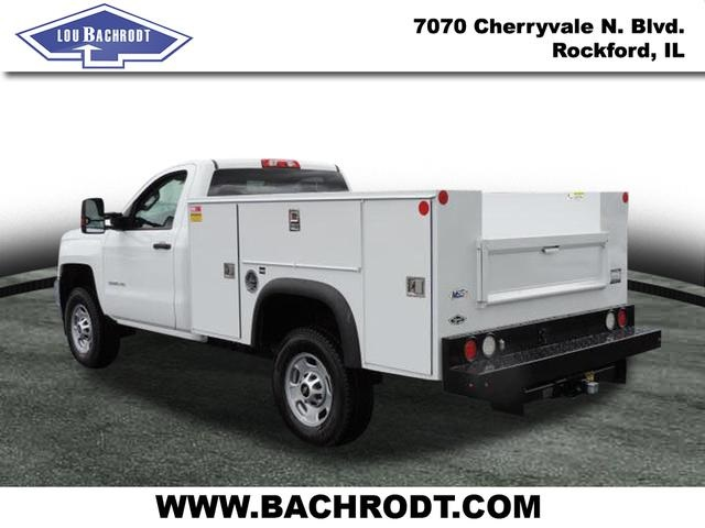 2016 Silverado 2500 Regular Cab 4x4, Service Body #16298 - photo 2