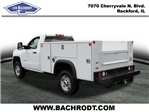 2016 Silverado 2500 Regular Cab 4x4, Service Body #16298 - photo 1