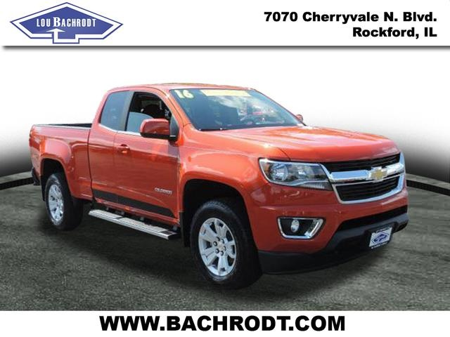 2016 Colorado Extended Cab 4x4, Pickup #16319 - photo 3