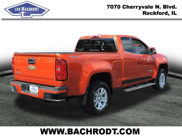 2016 Colorado Extended Cab 4x4, Pickup #16319 - photo 4