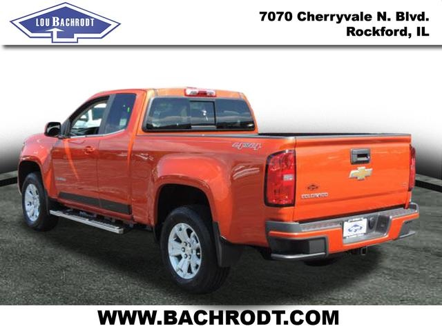 2016 Colorado Extended Cab 4x4, Pickup #16319 - photo 2