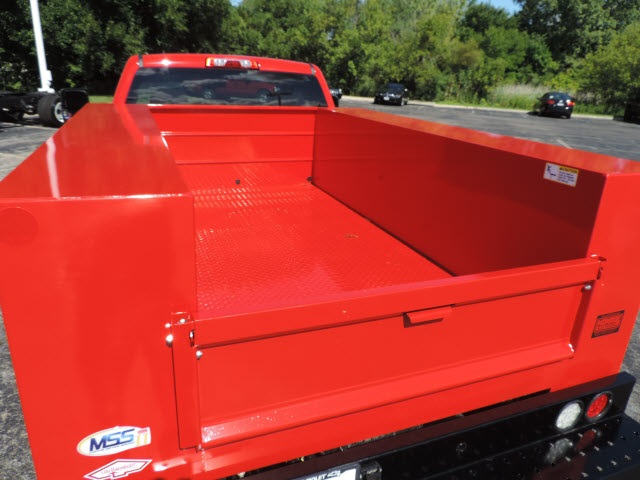 2016 Silverado 2500 Regular Cab, Service Body #16320 - photo 10