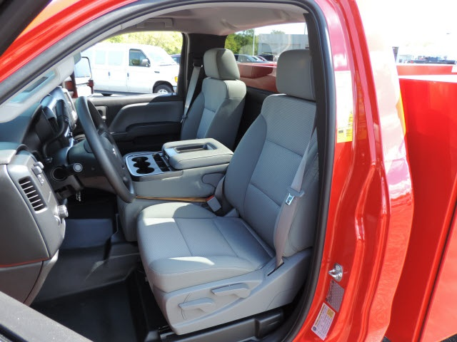 2016 Silverado 2500 Regular Cab, Service Body #16320 - photo 12