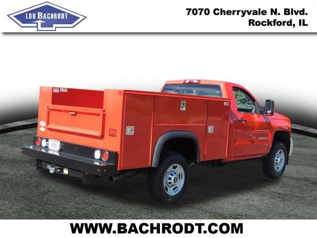 2016 Silverado 2500 Regular Cab, Service Body #16320 - photo 4