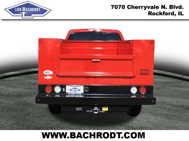 2016 Silverado 2500 Regular Cab, Service Body #16320 - photo 5