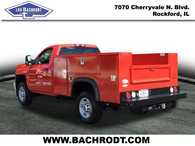 2016 Silverado 2500 Regular Cab, Service Body #16320 - photo 2