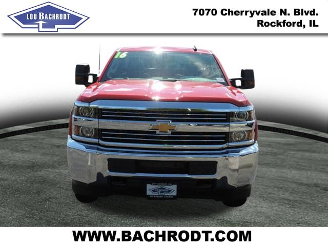 2016 Silverado 2500 Regular Cab, Service Body #16320 - photo 6