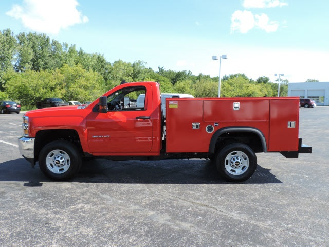 2016 Silverado 2500 Regular Cab, Service Body #16320 - photo 8