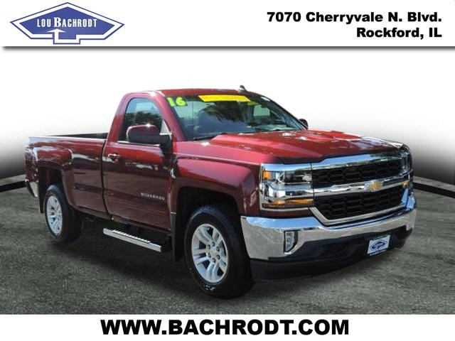 2016 Silverado 1500 Regular Cab, Pickup #16335 - photo 3