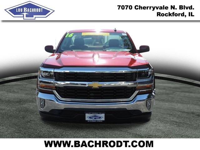 2016 Silverado 1500 Regular Cab, Pickup #16335 - photo 6