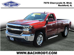 2016 Silverado 1500 Regular Cab, Pickup #16335 - photo 1