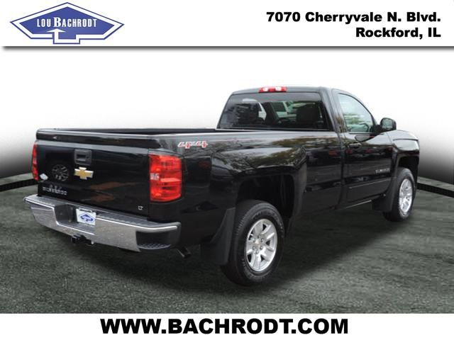 2016 Silverado 1500 Regular Cab 4x4, Pickup #16345 - photo 4