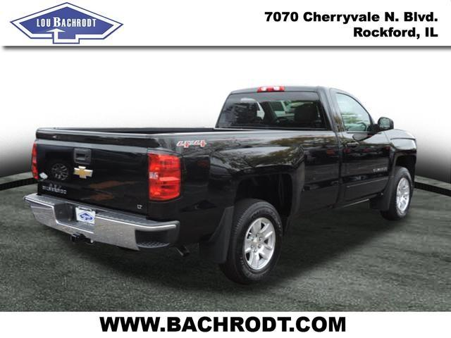 2016 Silverado 1500 Regular Cab 4x4, Pickup #16345 - photo 2