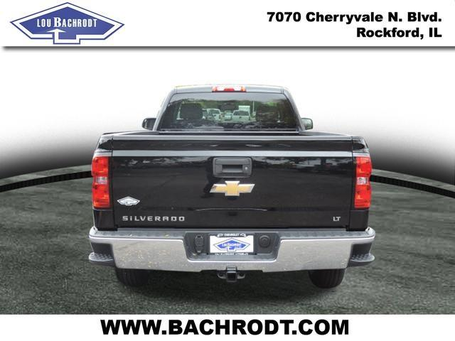 2016 Silverado 1500 Regular Cab 4x4, Pickup #16345 - photo 3